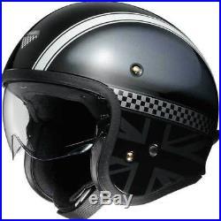 Shoei JO J-O HAWKER TC-5 Open Face Cruiser Retro Motorcycle Helmet