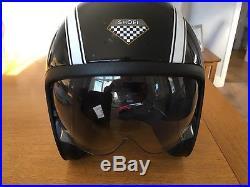 Shoei J. O Hawker Open Face Helmet