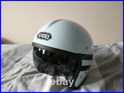 Shoei J. O Open Face Helmet JO Size Small S