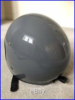 Shoei J-O Open Face Urban Motorcycle Helmet Matt Grey Size Medium