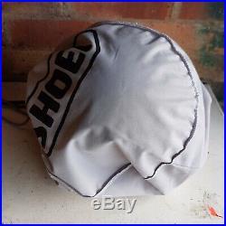 Shoei J. O. Rat Open Face Motorbike Motorcycle Helmet Matt Brown. Mint condition