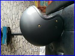 Shoei Jo Matte Black Open Face Helmet MEDIUM