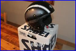 Shoei Open Face TC 5 Helmet