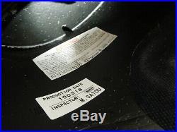 Shoei RJ PLATINUM R Light Silver Open Face Motorcycle Helmet Size XXL 63-64cm