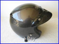 Shoei RJ-Platinum-R Pearl Grey Motorcycle Open Face XXL Helmet Street Bike 2XL