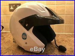 Sparco Open Face Crash Helmet