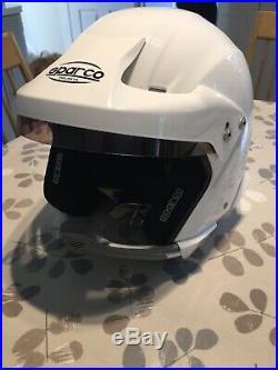 Sparco Pro Open Face Helmet