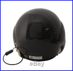 Sparco Rally Open Face Auto Racing Helmet Large Carbon Fiber Wire For Radio