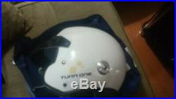 Turn One Jet-RS Open Face Rally Helmet FIA (SIZE M 57 MEDIUM)
