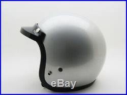 VINTAGE 70's BELL MAGNUM II JET HELMET OPEN FACE Motorcycle Car HELMET Rider