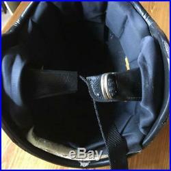 Vintage 1966 Old Arai Original Open-Face Helmet Japan Size 7 3/8 59cm L