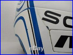 Vintage 1985 JT Racing ALS-1 open Face Helmet BMX Motocross Size M rare Blue