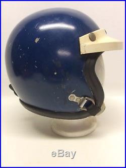 Vintage BUCO RESISTAL Open face motorcycle helmet