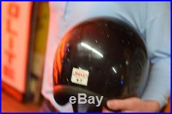 Vintage Bell Early RT helmet Good Shape Motorcycle Open Face Bobber Chopper HD