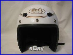 Vintage Bell Helmet SPIRIT 7 56 cm open face motorcycle head protection