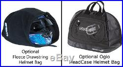 ZAMP JA-3 SA2015 Open Face Auto Racing Helmet HANS Snell Rated SCCA AutoX